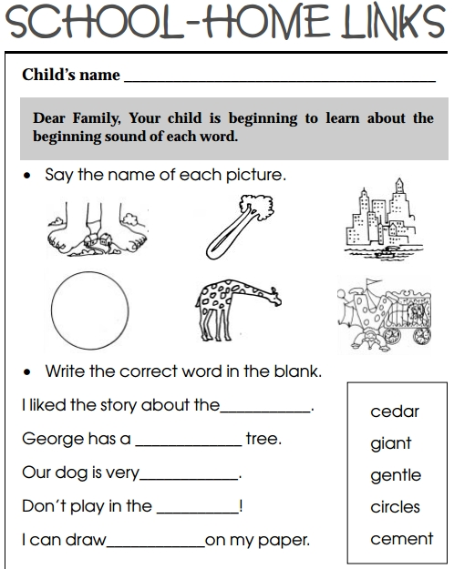 100 1st Grade Reading Skills Activity Worksheets – Best Ed Lessons