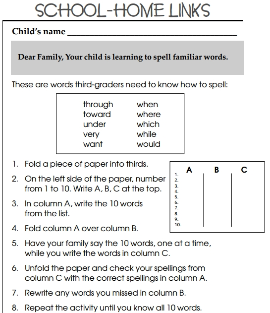 100 3rd Grade Reading & Literacy Skills Activity Worksheets – Best Ed  Lessons