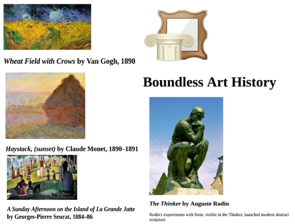 Boundless Art History - High School