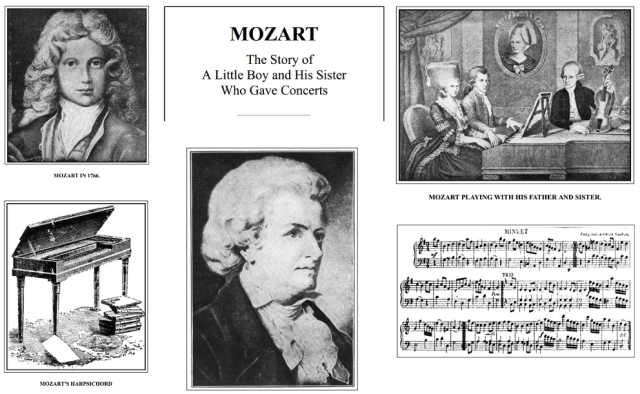 12 Children's Books about the Great Musicians
