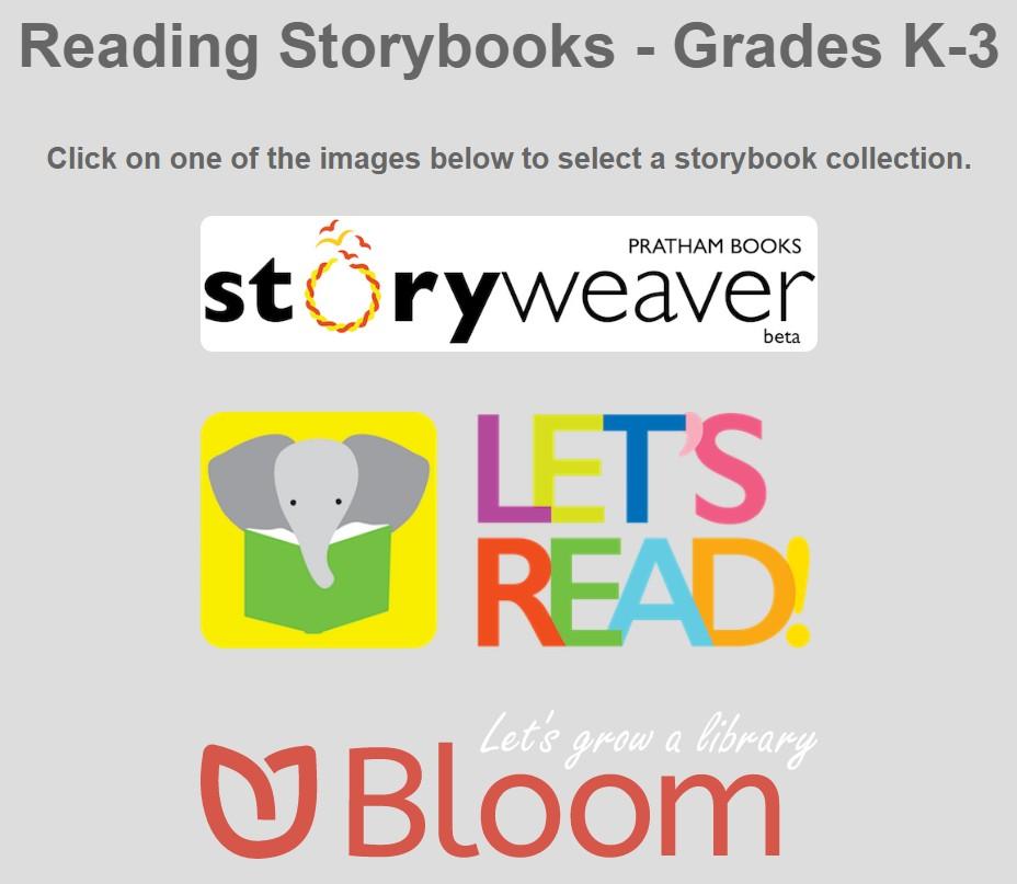 243 Reading Storybooks, Grades K-4