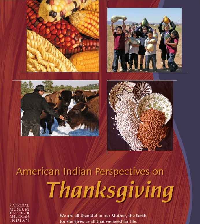 American Indian Perspectives on Thanksgiving, Grades 4-8