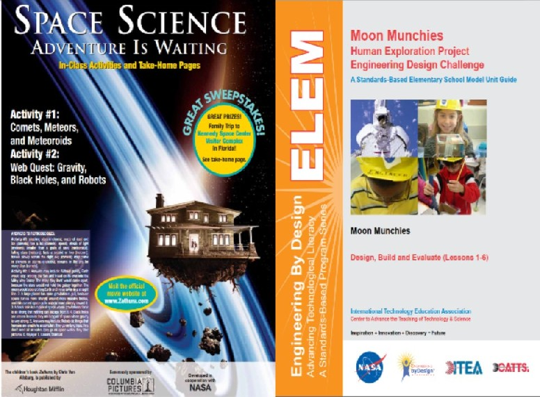 NASA Astronomy and Space Lessons and Activities, Grades K-5