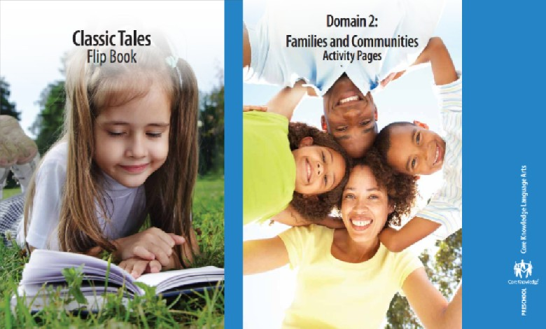 Preschool Language Arts Lessons & Activities by CoreKnowledge