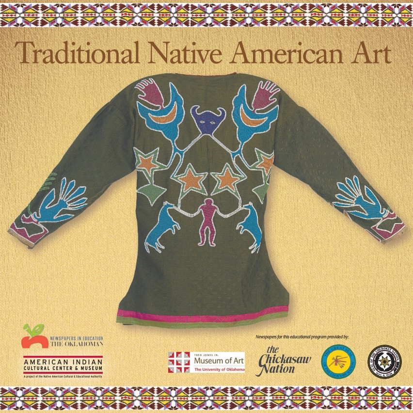 Traditional Native Art Lessons with Supplements, Grades 2-6
