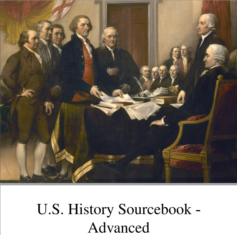 U.S. History Lessons, Courses and Textbooks, Grades 6-12